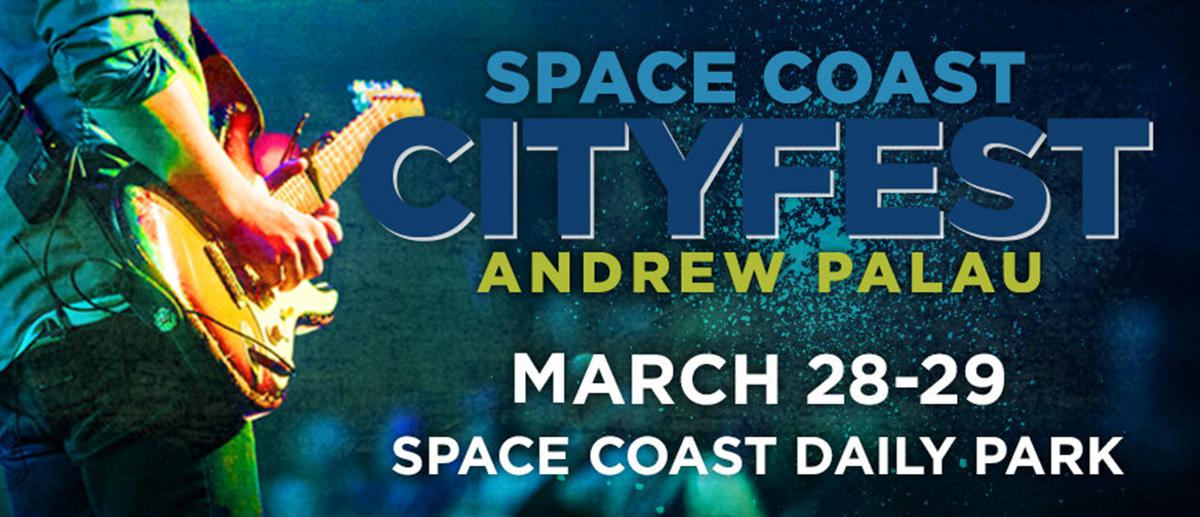 Space Coast City Fest Banner
